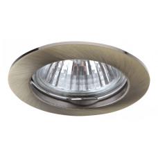 Встраиваемый Cветильник Arte Lamp Basic A2103PL-3AB