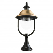 Уличный Светильник Arte Lamp Barcelona A1484FN-1BK