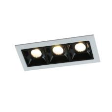 Встраиваемый Светильник Arte Lamp Grill A3153PL-3BK