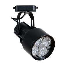 Трековый светильник Arte Lamp Lyra A6252PL-1BK