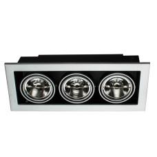Встраиваемый Светильник Arte Lamp Cardani Medio A5930PL-3SI