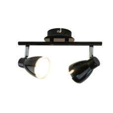 Спот Arte Lamp Gioved A6008PL-2BK