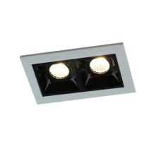 Встраиваемый Светильник Arte Lamp Grill A3153PL-2BK