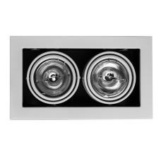 Встраиваемый Светильник Arte Lamp Cardani Medio A5930PL-2WH