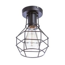 Светильник Arte Lamp Spider A1109PL-1BK