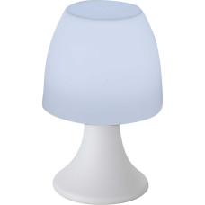 Настольная лампа Globo 28032-12, белая, LED, 6x0,06W
