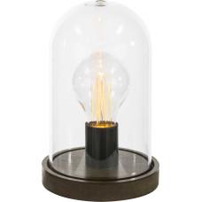 Настольная лампа декоративная Globo 28187, черный, LED, 1x0,06W