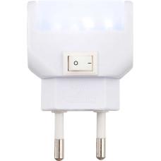 Светильник настенный Globo 31908, белый, LED, 4x0,24W
