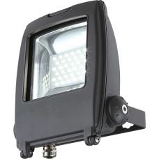 Светильник уличный Globo 34219, черный, LED, 1x20W