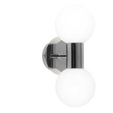 Светильник для ванной комнаты Globo 41522-2, хром, G9, 2x33W