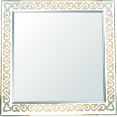 Зеркало настенное Globo 84016, хром, LED, 1x22W