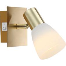 Спот Globo 54538-1, бронза, E14 LED, 1x4W