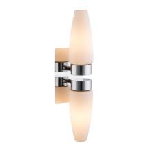 Светильник для ванной комнаты GLOBO 78160-2, хром, белый, E14, 2x25W
