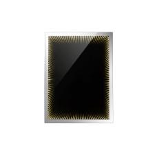 Зеркало настенное Globo 84017, хром, LED, 1x9,5W