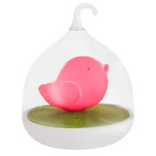 Ночник GLOBO 28038P, розовый, LED, 4x0,08W