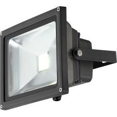 Светильник уличный Globo 34119, черный, RGB LED, 1x20W