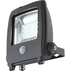 Светильник уличный с датчиком движения Globo 34219S, черный, LED, 1x20W