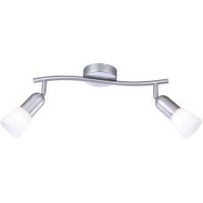 Спот Globo 5453-2, матовый никель, E14, 2x40W