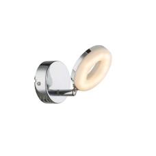 Спот GLOBO 56121-1, хром, LED, 1x4W