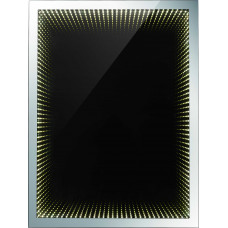 Зеркало настенное Globo 84017-2, хром, LED, 1x6,5W