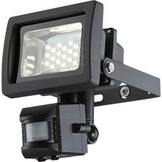 Светильник уличный с датчиком движения Globo 34234S, черный, LED, 1x10W