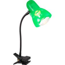 Настольная лампа Globo 54854, зеленый, E14 R50, 1x40W