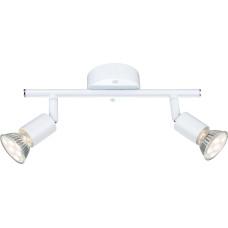 Спот Globo 57381-2L, белый, GU10 LED, 2x3W