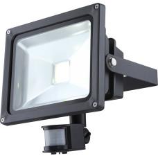 Светильник уличный с датчиком движения Globo 34116S, черный, LED, 1x30W
