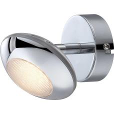 Спот Globo 56217-1, хром, LED, 1x5W