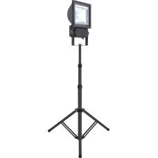 Светильник уличный Globo 34117AS, черный, LED, 1x70W