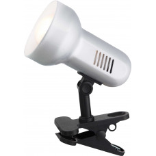 Настольная лампа Globo 5497, серый, E27 R63, 1x40W