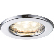 Светильник точечный Globo 12101-3LED, хром, GU10 LED, 3x3W