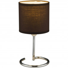 Настольная лампа Globo 24639DB, темно-коричневый, E14, 1x40W