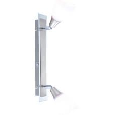 Спот Globo 5450-2, матовый никель, E14, 2x40W