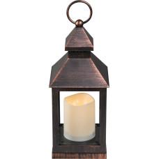 Настольная лампа декоративная Globo 28192-12, медь, LED, 1x0,05W