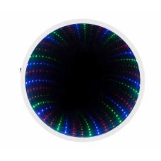 Зеркало GLOBO 84025, серебро, LED, 42x0,06W