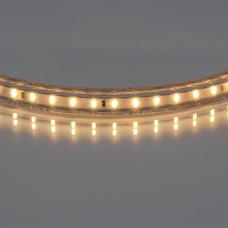 402032 Лента 220V LED 3014/120Р 10мм 10-12Lm/LED WW 100m/box 2800-3200K ТЕПЛЫЙ БЕЛЫЙ СВЕТ