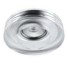 006110 Светильник LEI CR MR16/HP16 ХРОМ/ПРОЗРАЧНЫЙ (в комплекте)