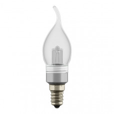 922951*** Лампа HAL 220V CA35 E14 40W RM RA100 2800K 2000H DIMM
