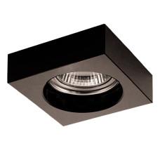 006147 Светильник LUI MINI BL MR16/HP16 ХРОМ/ЧЕРНЫЙ (в комплекте)