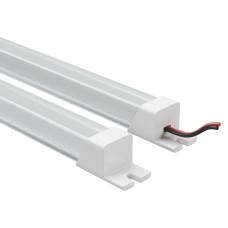 409114 Лента в PVC-профиле PROFILED 400014 12V 9.6W 120LED 4500K с прямоуг.расс.мат-л:пластик,1шт=1м