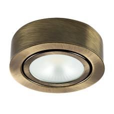 003351 Светильник MOBILED LED COB 3.5W 270LM 90G БРОНЗА ЗЕЛЕНАЯ 3000K (в комплекте)