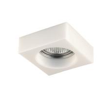 006146 Светильник LUI MINI MR16/HP16 ХРОМ/БЕЛЫЙ (в комплекте)