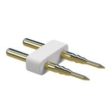 430180 Соединитель NEOLED 2-штырьковый для неоновой ленты 220V