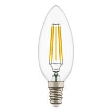 940562*** Лампа LED 220V C35 E14 4W=40W 350LM 360G CL 3000K 20000H (в комплекте)