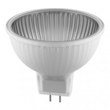 921705*** Лампа HAL 12V MR16 G5.3 35W 60G ALU RA100 2800K 2000H DIMM