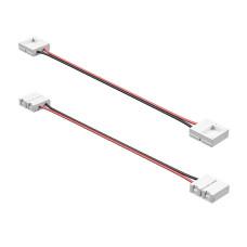 408101 Соединитель гибкий/ Кабель питания для ленты 12V 5050LED одноцветной