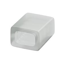 408909 Заглушка изолирующая для ленты 220V 3528/60 3014/120