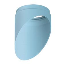 201435 Насадка торцевая на светильник RULLO HP16 ГОЛУБОЙ (в комплекте)
