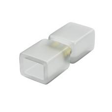 408901 Соединитель для ленты 220V 3528/60 3014/120 (лента-лента)